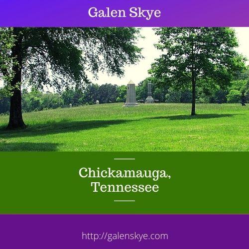 Chickamauga - Galen Skye